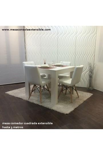 Table de salle à manger sur mesure