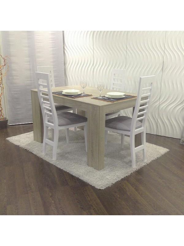 Mesa comedor extensible hasta 3 m, cuadrada, rectangular, pequeña, salon